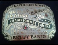 BETTY BANJO et Kathleen Novi